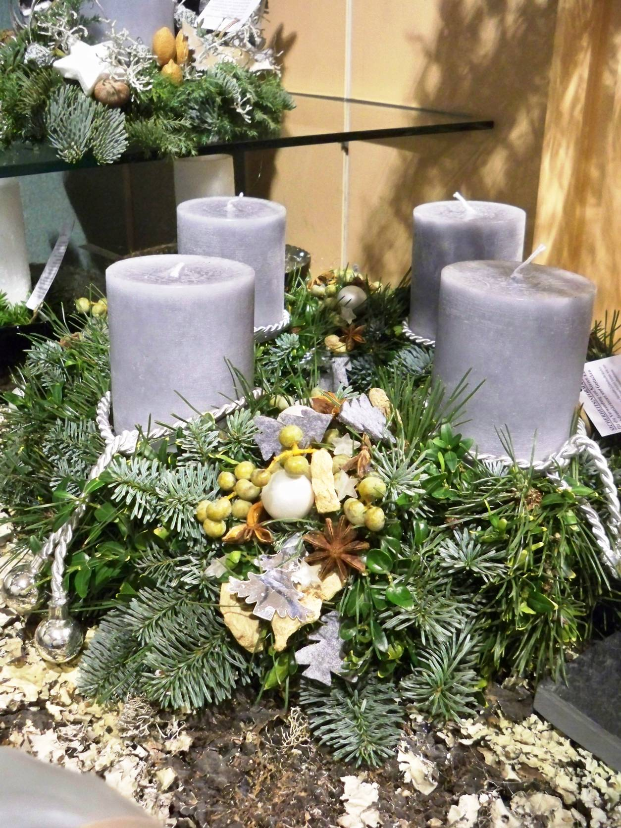Advent Gesteck (20)